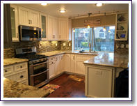 Custom Cuts Construction contractor - kitchen
