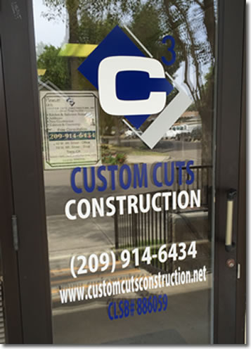 Custom Cuts Construction, General Building Contractor, Inc.